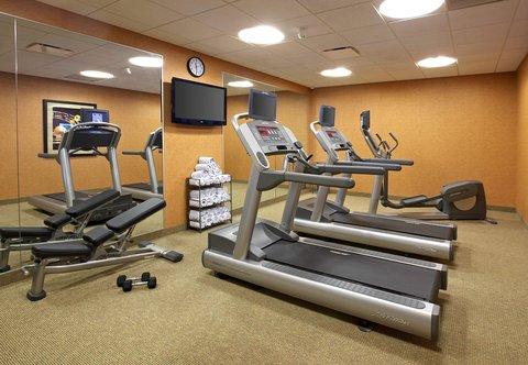 Courtyard Hamilton - Fitness Center