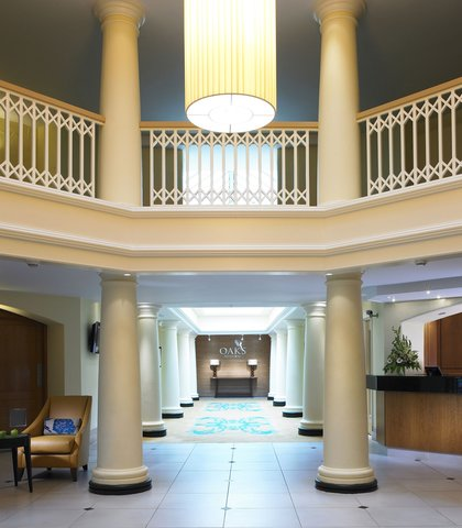 Forest of Arden - A Marriott  and Country Club - Lobby