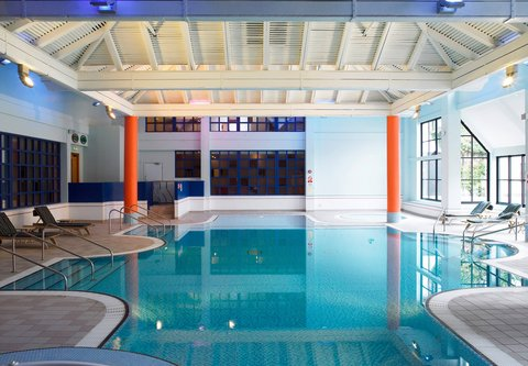 Forest of Arden - A Marriott  and Country Club - Indoor Pool