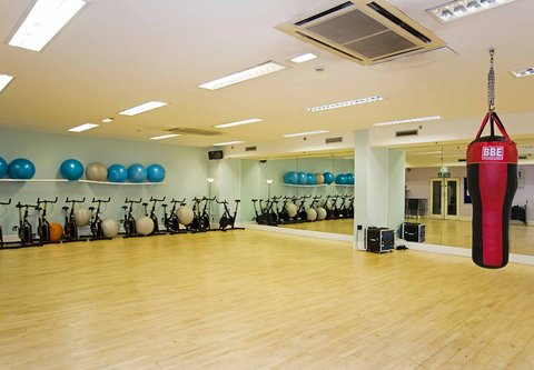 Forest of Arden - A Marriott  and Country Club - Fitness Suite
