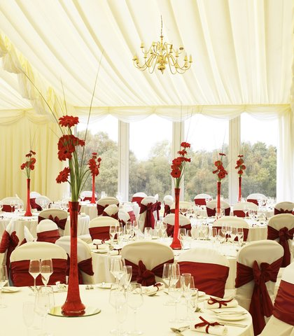 Forest of Arden - A Marriott  and Country Club - The Marquee - Banqueting