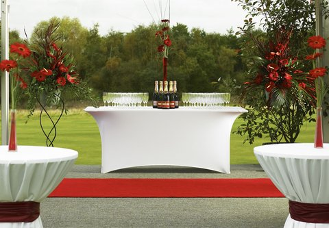 Forest of Arden - A Marriott  and Country Club - The Marquee - Drinks Reception