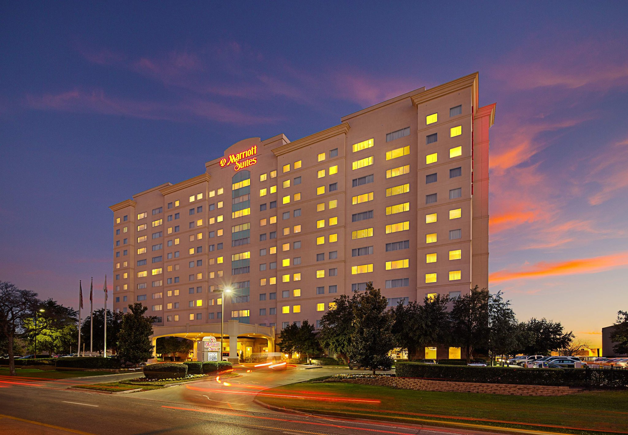 Dallas Marriott Suites Medical Center- First Class Dallas, TX Hotels ...