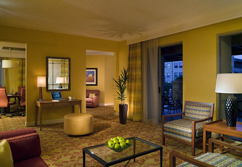 Dallas/Plano Marriott at Legacy Town Center - Hospitality Suite