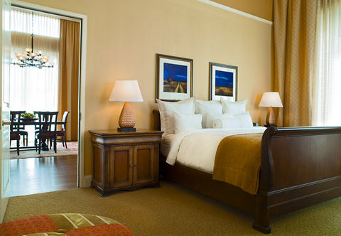 Dallas/Plano Marriott at Legacy Town Center - Presidential Suite