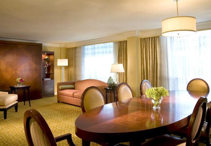 Marriott Dallas Addison Quorum Galleria Vista della camera