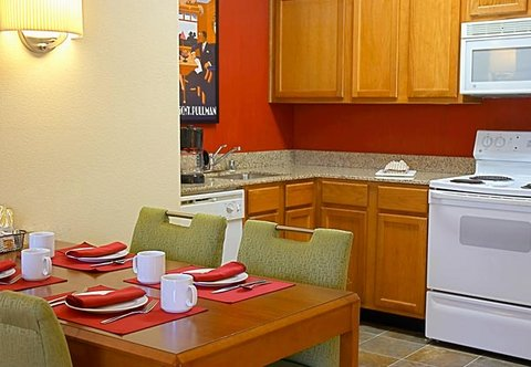 Residence Inn By Marriott Dallas Park Central - Two-Bedroom Kitchen