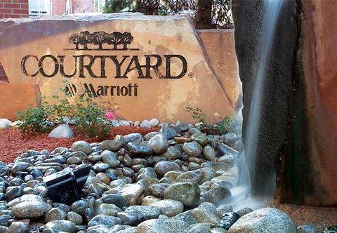Marriott Courtyard Denver Downtown Hotel - Waterfall