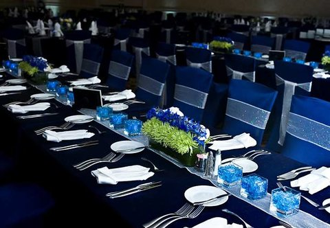 J.W. Marriott Denver At Cherry Creek Hotel - Special Event Head Table