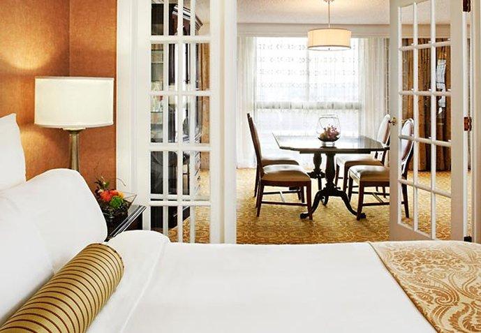 Hotel Denver Marriott West Huonenäkymä