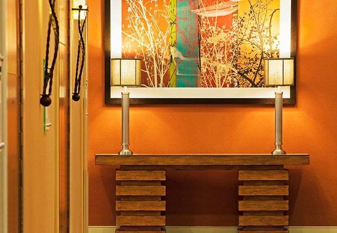 Hotel Denver Marriott West Kokoustila