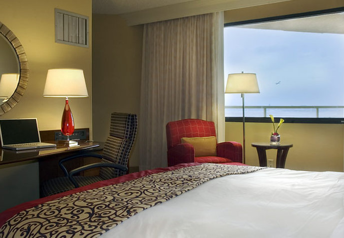 Marriott Dallas Fort Worth Airport North Вид в номере