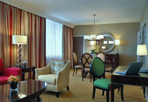 Marriott Dfw Airport North Hotel - San Antonio Suite