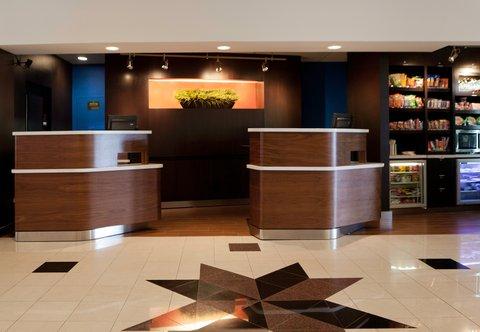 Courtyard Dallas DFW Airport North/Irving - Welcome Pedestals