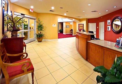 Residence Inn Dothan - Front Desk