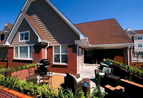 Residence Inn Dothan - The Patio