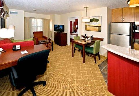 Residence Inn Dothan - One-Bedroom Suite