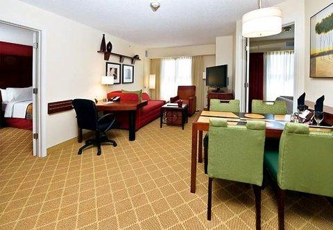 Residence Inn Dothan - Two-Bedroom Suite