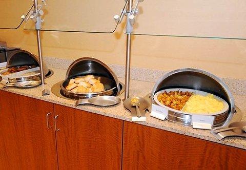 Residence Inn Dothan - Breakfast Buffet
