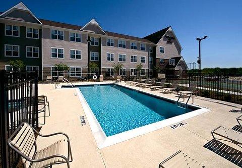Residence Inn Dothan - Outdoor Pool