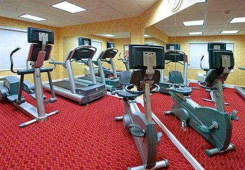 Residence Inn Dothan - Exercise Room