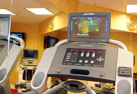 Residence Inn Dothan - Life Fitness Treadmill