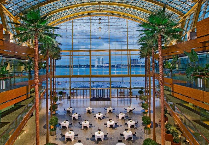Detroit Marriott At The Renaissance Center - Detroit, MI