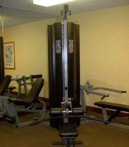 Residence Inn Marriott Erie - Fitness Center