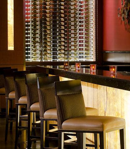 Teaneck Marriott at Glenpointe - Glen Lounge Bar