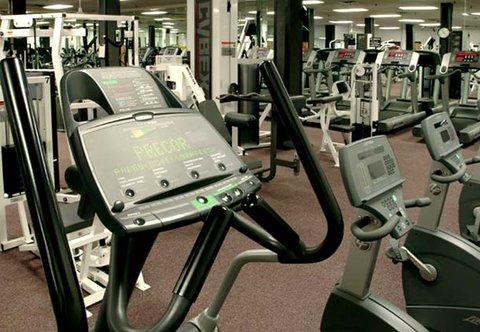 Teaneck Marriott at Glenpointe - Fitness Center