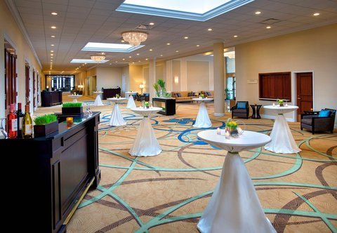 Teaneck Marriott at Glenpointe - Pre-Function Area