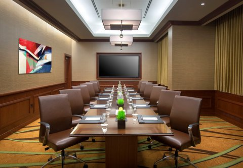 Teaneck Marriott at Glenpointe - Boardroom