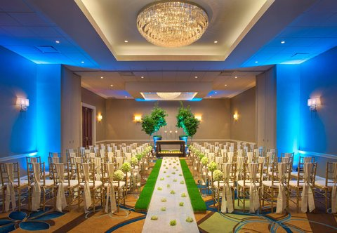 Teaneck Marriott at Glenpointe - Wedding Ceremony