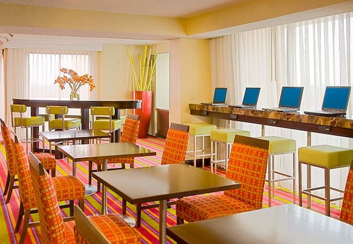 Hotel Fort Lauderdale Marriott North Sala klubowa