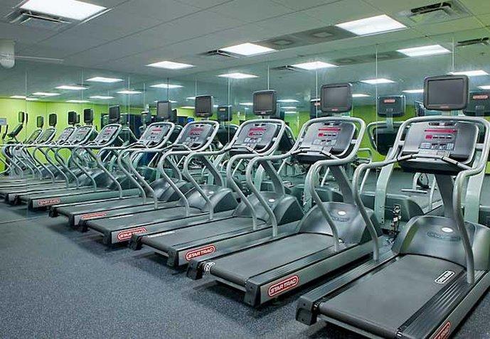 Hotel Fort Lauderdale Marriott North Klub Fitness