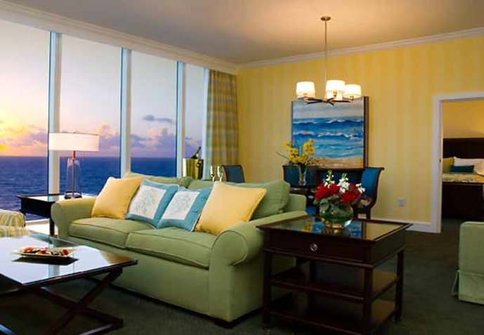 Courtyard by Marriott Fort Lauderdale Beach 客房视图