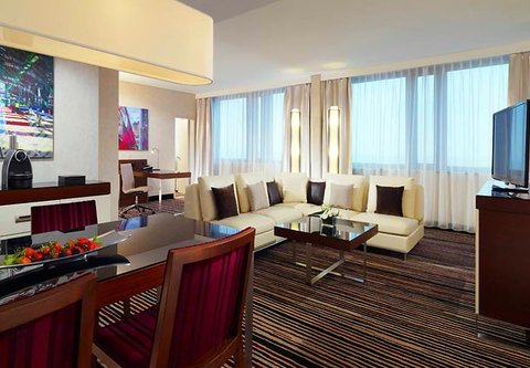 Frankfurt Marriott Hotel - Hospitality Suite