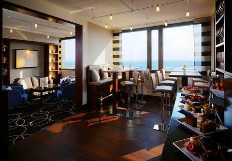 Frankfurt Marriott Hotel - Executive Lounge