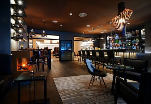 Frankfurt Marriott Hotel - Espressivo Caf    Bar