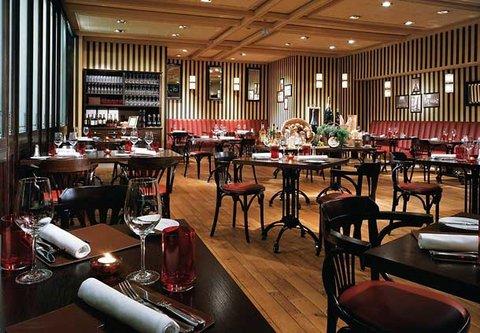 Frankfurt Marriott Hotel - Brasserie Ici Separee