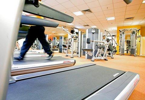 Frankfurt Marriott Hotel - Fitness Room