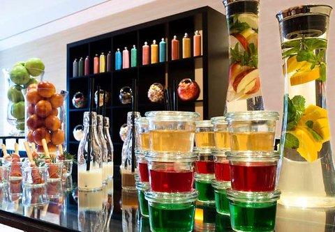 Frankfurt Marriott Hotel - Innovative Coffee Breaks