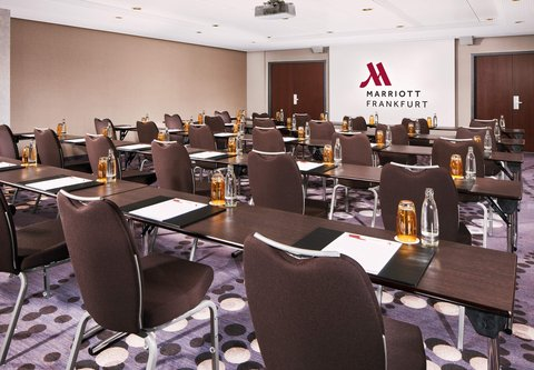 Frankfurt Marriott Hotel - Gigabyte Meeting Room