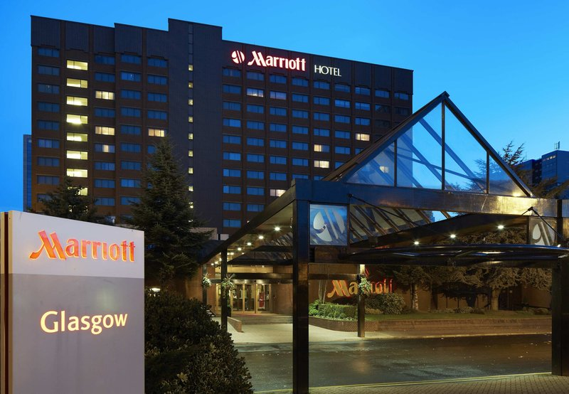 Glasgow Marriott Hotel 外景
