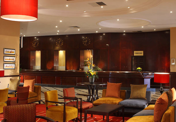 Glasgow Marriott Hotel 其他