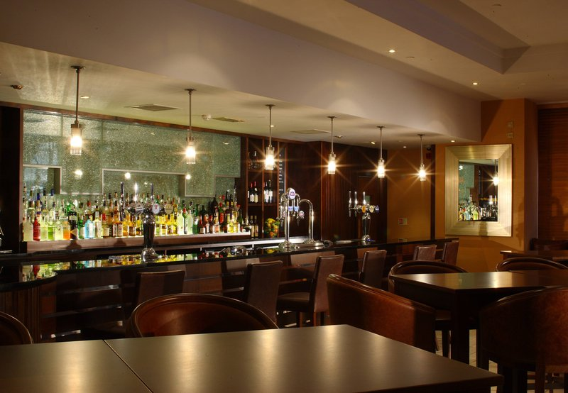 Glasgow Marriott Hotel Bar/salónek