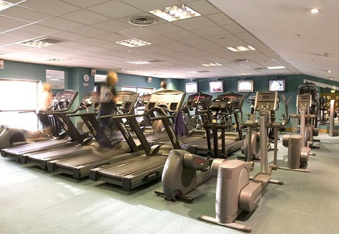 Glasgow Marriott Hotel Fitness Club