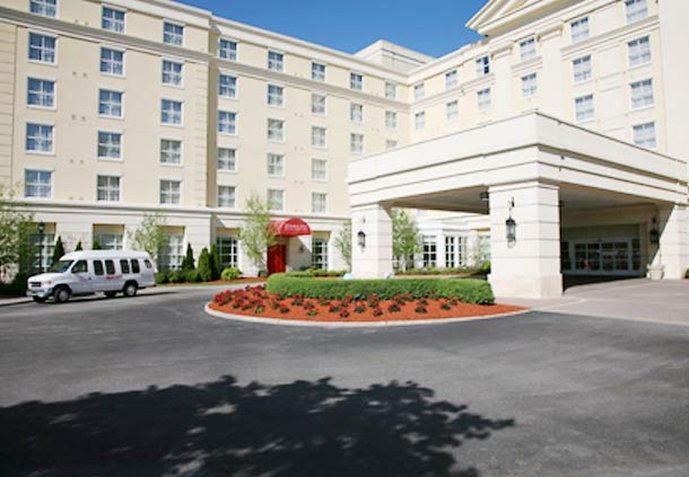 Mystic Marriott Hotel And Spa - Groton, CT