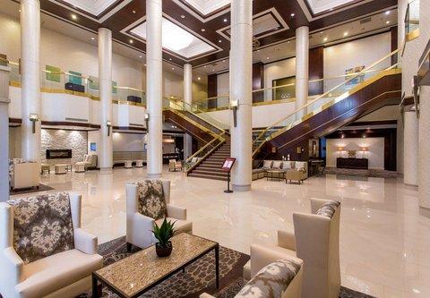 Greensboro Marriott Downtown - Lobby