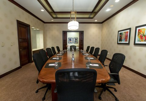 Greensboro Marriott Downtown - Executive Boardroom